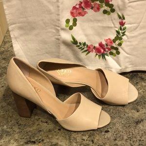 New size 10 Franco Sarto heels